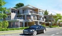 Sắp khai trương biệt thự mẫu Goldora Villa