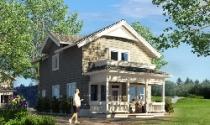 Mở bán 6 căn biệt thự Green Villas 4 với giá từ 3,2 tỷ đồng