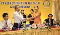 Kim Oanh: Ký hợp tác đầu tư dự án Golden City