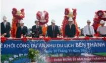 Khởi công Khu du lịch nghỉ dưỡng Bến Thành Hồ Tràm