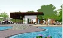 Khởi công xây dựng Clubhouse Vườn Tùng