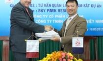 Licogi 16: Ký kết hợp đồng quản lý Sky Park Residence
