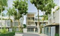 Chào bán đất nền Khu dân cư C.T.C với giá từ 5,6 triệu đồng/m2