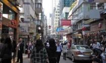 Mặt bằng bán lẻ ở Hồng Kông có sự tăng trưởng mạnh