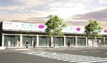 Chào bán phố thương mại Lộc Phước giá 355 triệu đồng/căn
