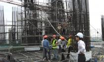 D'.Palais de Louis đã hoàn thành đổ sàn tầng 9