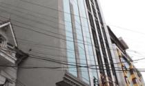 Loạt tòa nhà mặt phố xây dựng bất thường ở Hà Nội