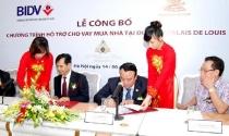 Tân Hoàng Minh Group và BIDV ký hợp đồng hỗ trợ tín dụng
