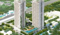 Thảo Điền Pearl hoàn thành tầng 20 khối căn hộ