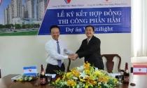 Việt Thuận Thành ký kết thi công phần hầm dự án V_Citilight