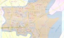 TP.HCM: Điều chỉnh quy hoạch chung xây dựng quận 7