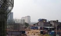 """Các dự án trọng điểm ở Hà Nội """"tắc"""" do chậm giải phóng mặt bằng"""