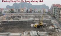 Quảng Ninh: Điều chỉnh quy hoạch 1/500 Khu dân cư Cột 5 TP Hạ Long