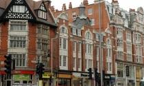 Đầu tư nước ngoài vào bất động sản Luân Đôn tăng 22%