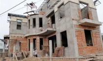 Nhà cấp phép tạm được xây tối đa ba tầng
