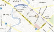 TP.HCM: Quy hoạch  1/2000 Khu dân cư phường 8, quận 3