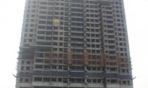 Cất nóc tháp B chung cư Golden Land Building