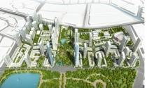 Hà Nội: Điều chỉnh quy hoạch khu đô thị The Manor Park City