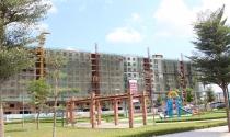Cất nóc dự án EHome 3 Tây Sài Gòn