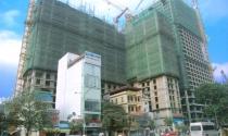 Cất nóc tòa nhà Westa