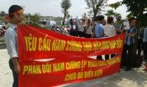 Khách hàng vây chủ đầu tư Nam Cường gây sức ép