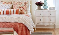 """""""Mê mệt"""" cách phối màu phòng ngủ cực đẹp"""