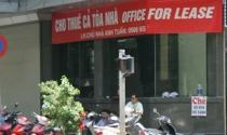 Văn phòng hạng A thành nhà trọ công nhân, quán trà đá
