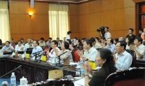 Ngày 21/8, chất vấn tại Ủy ban Thường vụ Quốc hội