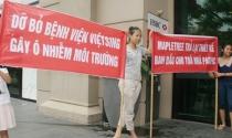 Chung cư bậc nhất Hà Nội: Tụ tập phản đối chủ đầu tư