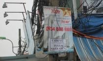 BĐS tiền tỷ chào bán ở... vỉa hè, cột điện