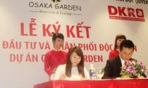 Danh Khôi Á Châu phân phối độc quyền Osaka Garden