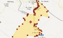 Long An:  Nhiệm vụ quy hoạch chung 1/5000 thị xã Kiến Tường