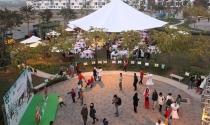 Gamuda Gardens rực rỡ đêm tiệc Giáng Sinh Xanh