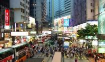 Hồng Kông là trung tâm có giá thuê mặt bằng bán lẻ đắt nhất thế giới