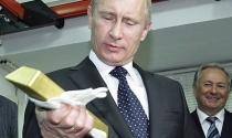 Liệu Nga có bán tháo vàng để đối phó các biện pháp trừng phạt?