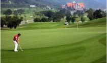 Mới chỉ có 29/90 sân golf được khai thác
