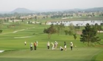 Điều chỉnh danh mục sân golf dự kiến phát triển đến năm 2020