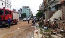Mập mờ đường vào Khu đô thị mới Hạ Đình