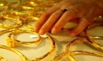 Giá vàng đổ dốc, lực bán ồ ạt