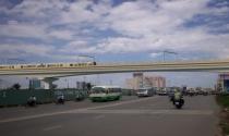 Thi công xây dựng cầu metro Văn Thánh