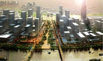 Gần 2.000 tỉ đồng xây quảng trường trung tâm ở Thủ Thiêm