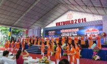 Gần 800 doanh nghiệp tham gia Vietbuild Tp.HCM 2014 lần 2