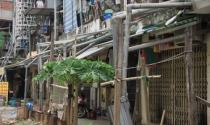 Khu tập thể E4-Đại học Y Hà Nội: Hàng trăm ống chứa chất thải xả... trên đầu dân
