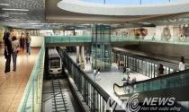 Sâu tới âm 40m, nhà ga ngầm tuyến Metro chống ngập ra sao?