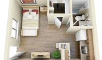 Chia nhỏ căn hộ: Cơ hội hay thách thức?