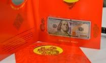 """Bộ Tài chính Mỹ phát hành bộ sưu tập """"tiền may mắn năm con Dê"""""""