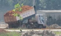 'Ăn theo' dự án cao tốc, bán đất trái phép