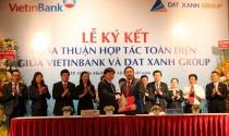 Đất Xanh và VietinBank ký kết hợp tác toàn diện