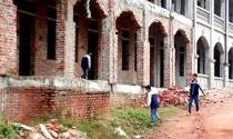 Hà Nội: Nhiều công trình xây dựng dở dang