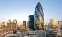 Cao ốc văn phòng London hút giới siêu giàu